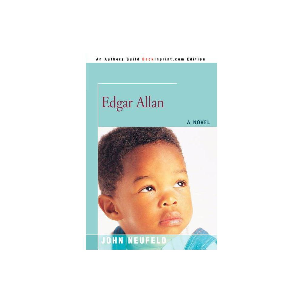 Edgar Allan By John Neufeld Paperback