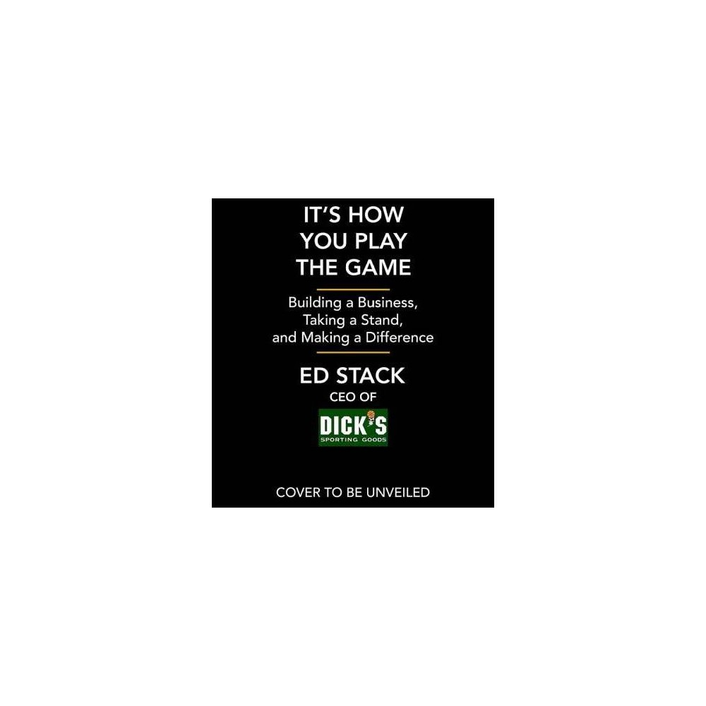 It's How You Play the Game - by Ed Stack (CD)