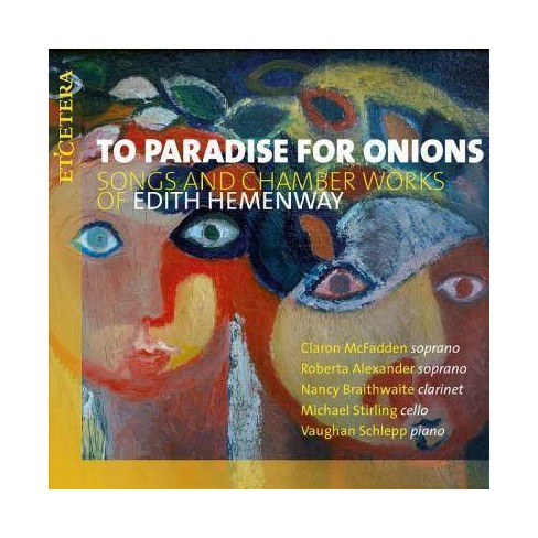 Claron McFadden - To Paradise For Onions (CD) - image 1 of 1