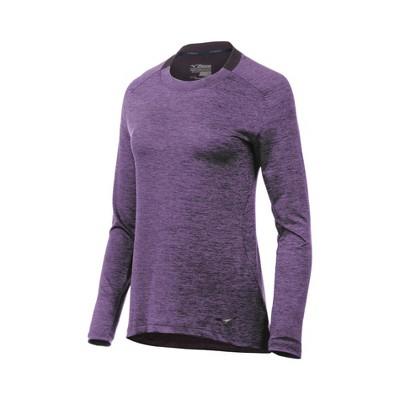 Mizuno Women's Alpha Long Sleeve Running Shirt
