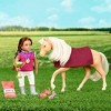 Lori Doll Horse Accessories - Saddle Up! - image 2 of 3