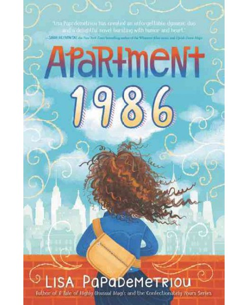 Apartment 1986 -  by Lisa Papademetriou (Hardcover) - image 1 of 1