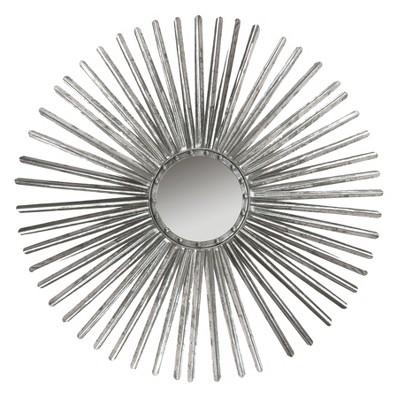 Shanira Mirror Silver - Safavieh