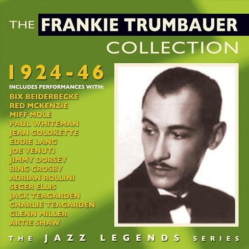 Frankie trumbauer - Frankie trumbauer collection:24-46 (CD) - image 1 of 1