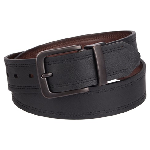 Denizen® From Levi s® Men s Brown Out Reversible Belt - Brown   Target 30a1acd18ea