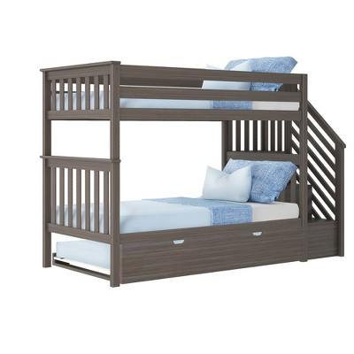 Kids Bunk Beds Trundle Target