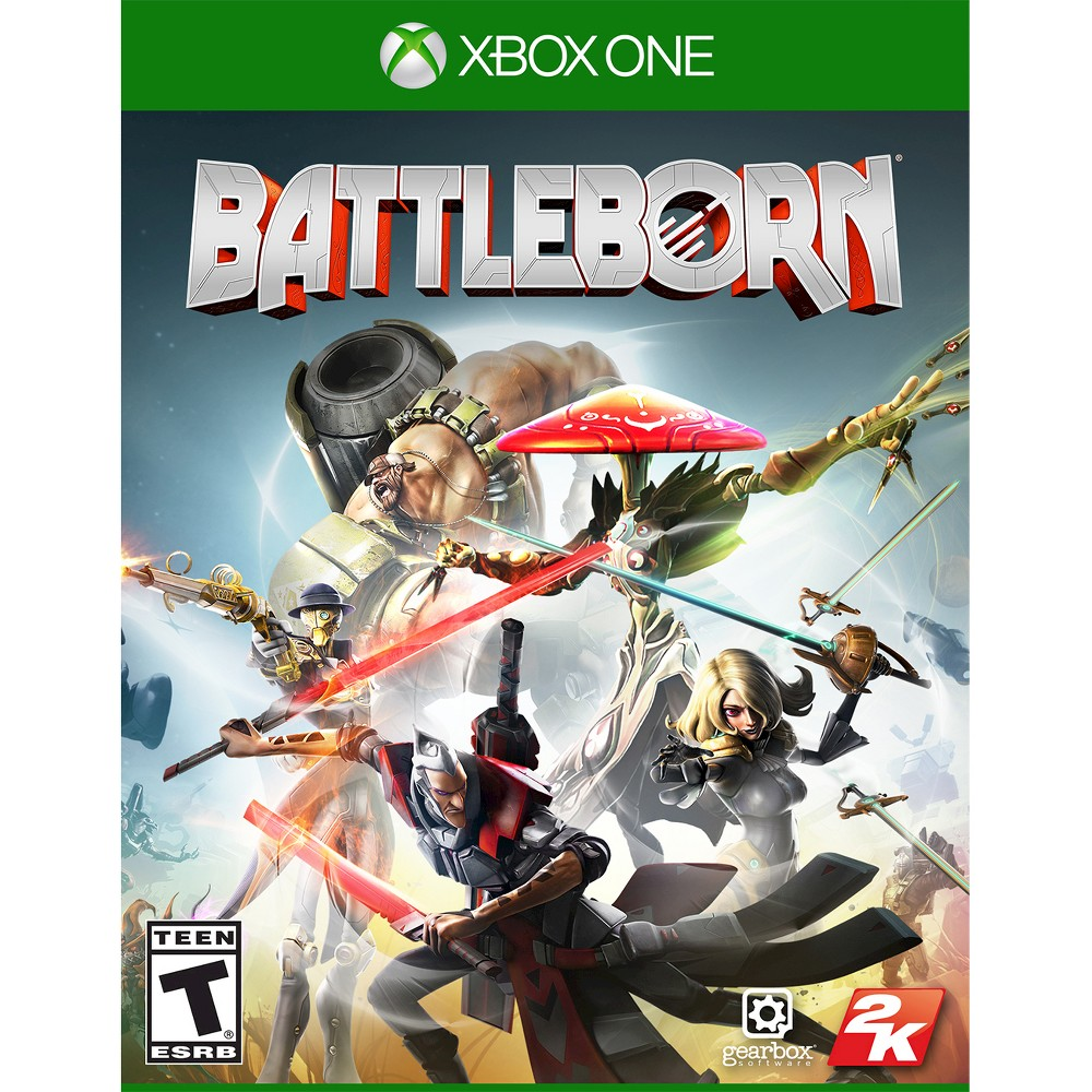 Battleborn Xbox One, Video Games