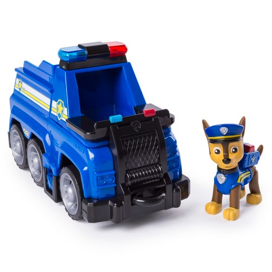 PAW Patrol Chase Police Cruiser image number null