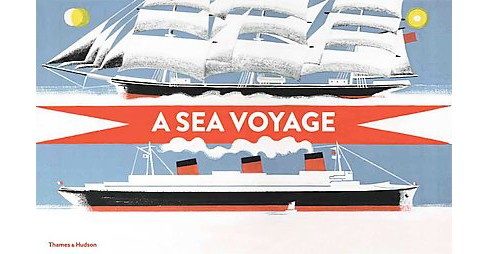 Sea Voyage : A Pop-up Story About All Sorts of Boats (Hardcover) (Gu00e9rard Lo Monaco) - image 1 of 1