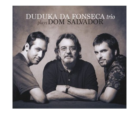 Duduka Da Fonseca Tr - Plays Dom Salvador (CD) - image 1 of 1