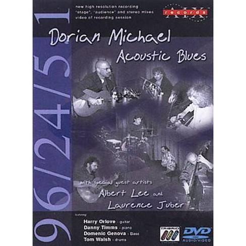 ACOUSTIC BLUES (DVD) - image 1 of 1
