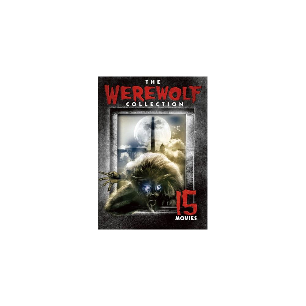 Werewolf Collection:15 Movies (Dvd)