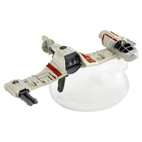 Hot Wheels Star Wars: The Last Jedi - Carver Starship Vehicle - image 1 of 8