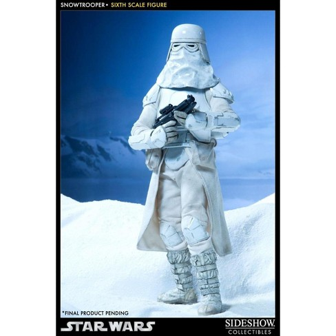 """Sideshow Collectibles Star Wars 12"""" Snowtrooper Figure - image 1 of 4"""