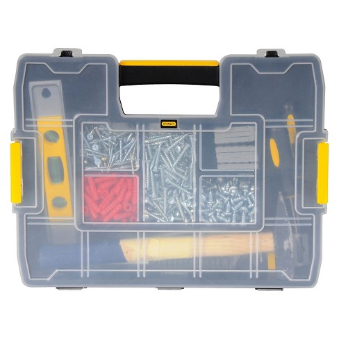 Stanley Sortmaster Junior Tool and Hardware Organizer - image 1 of 1