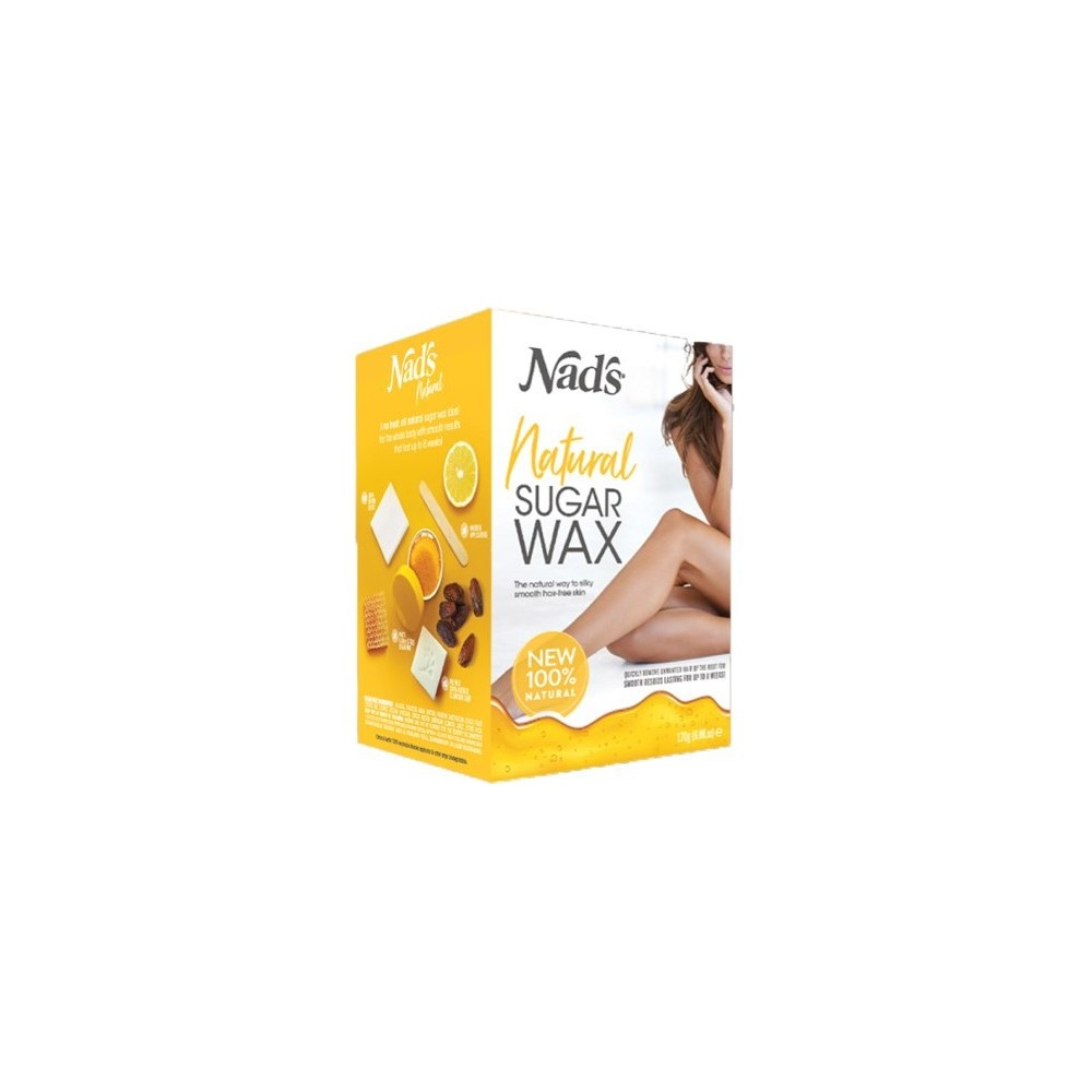 Image of Nads 6 floz Waxing Kit, waxing kit