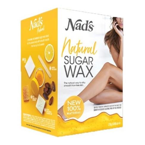 Nads 6 Floz Waxing Kit Target