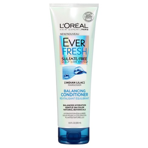 L'Oreal Paris EverFresh Balancing Conditioner Sulfate Free - 8.5 fl oz - image 1 of 2