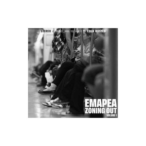 Emapea - Zoning Out Vol. 1 (CD) - image 1 of 1