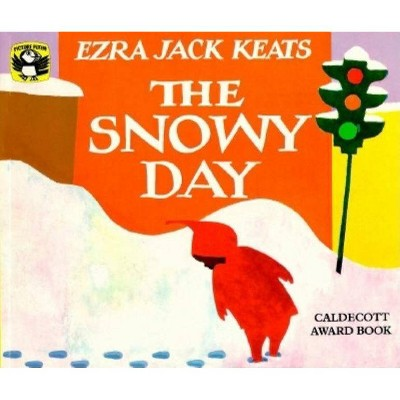 The Snowy Day - (Picture Puffin Books) by Ezra Jack Keats (Paperback)