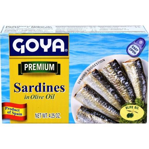 Goya Sardines in Olive Oil - 4.25oz - image 1 of 3