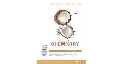 General, Organic, and Biological Chemistry (Student) (Paperback) (Laura Frost & Todd Deal) - image 1 of 1