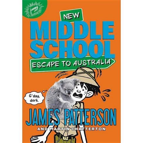 Escape to Australia (Hardcover) (James Patterson) - image 1 of 1