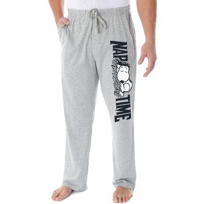 Peanuts Adult Snoopy Nap Time Character Loungewear Sleep Pajama Pants