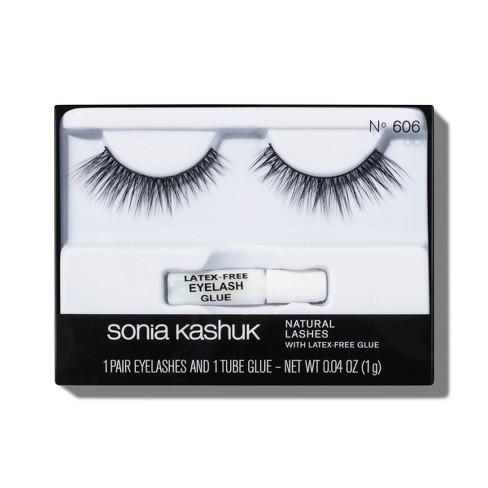 Sonia Kashuk™ Natural False Eyelashes - 1 Pair - image 1 of 1
