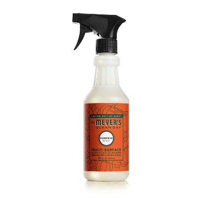 Mrs. Meyer's Pumpkin Scented Multi-Surface Cleaner - 16 fl oz