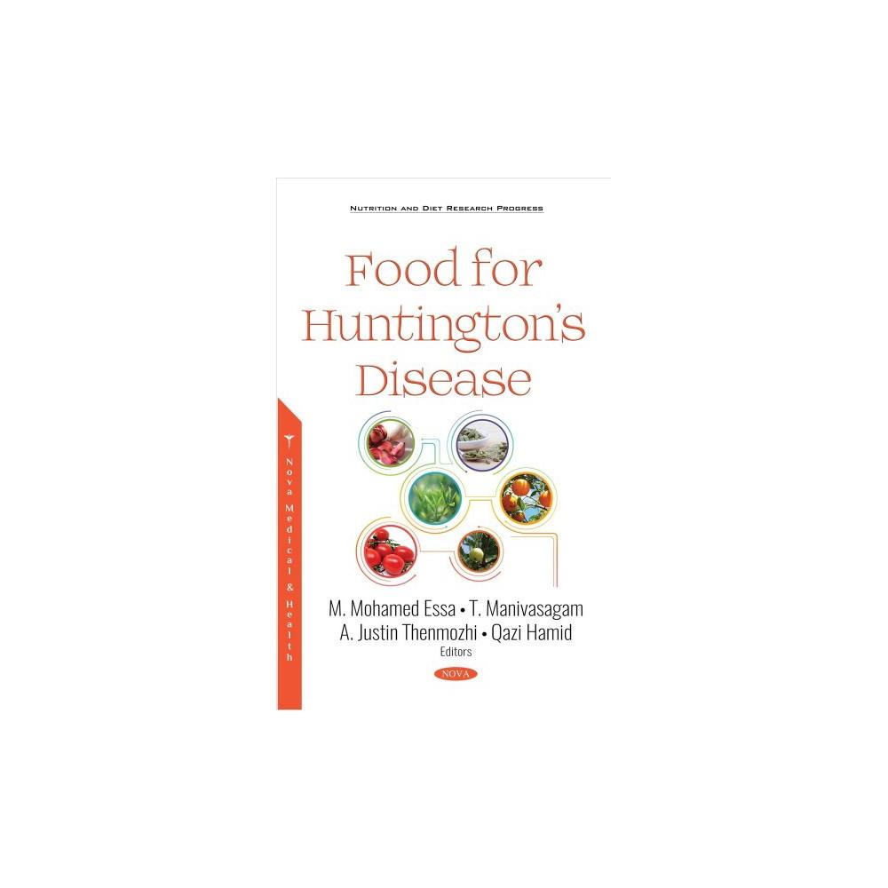 Food for Huntington's Disease - (Hardcover)