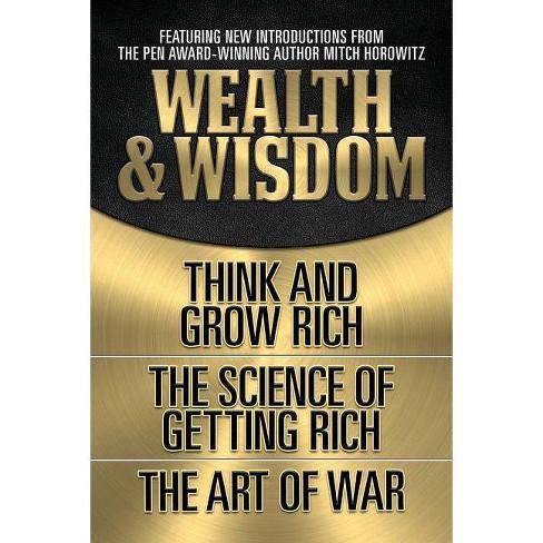 Wealth & Wisdom - by  Napoleon Hill & Wallace D Wattles & Sun Tzu (Paperback) - image 1 of 1