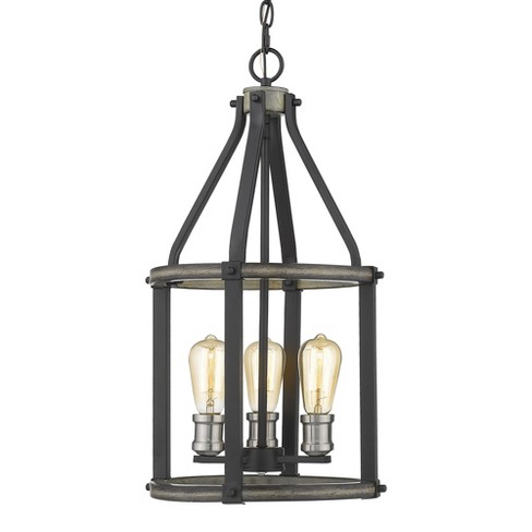 "Z-Lite 472-3P Kirkland 3 Light 12"" Wide Pendant - image 1 of 1"