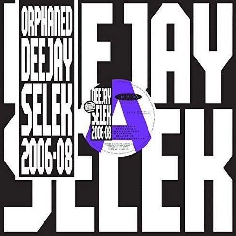 Afx - Orphaned deejay selek 2006-2008 (CD) - image 1 of 1