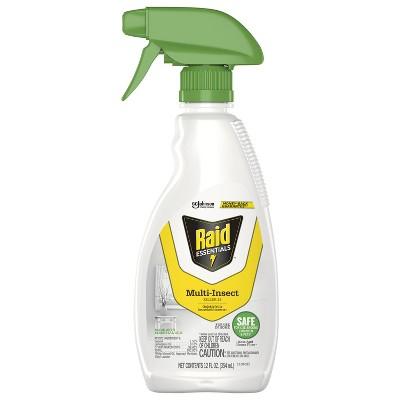 Raid Essentials Multi Insect Killer 29 Trigger Spray - 12 fl oz