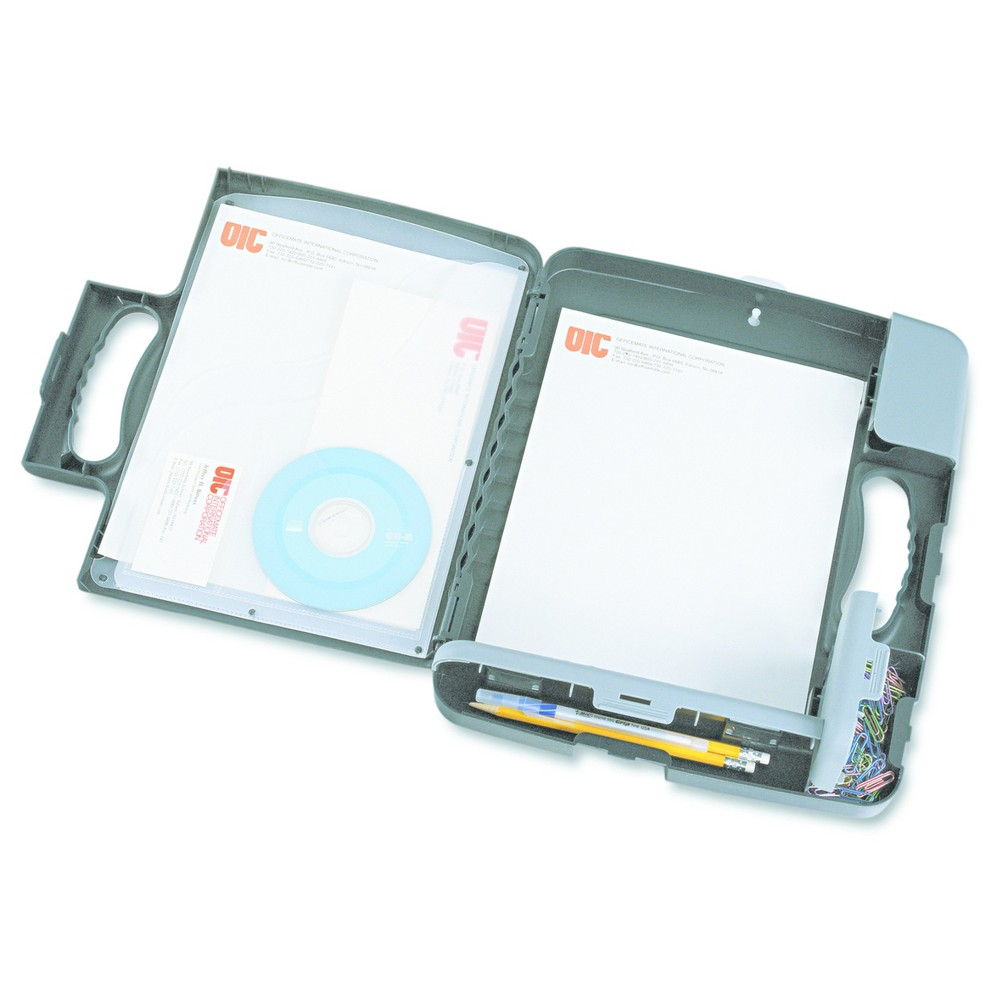 Paper Clipboard Officemate, Grey