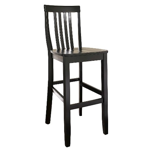 "School House 30"" Bar Stool Set of 2 - Crosley - image 1 of 7"