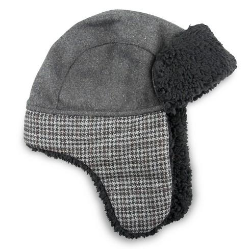 6801207bf3c Trapper Hats Cat   Jack™ Charcoal   Target