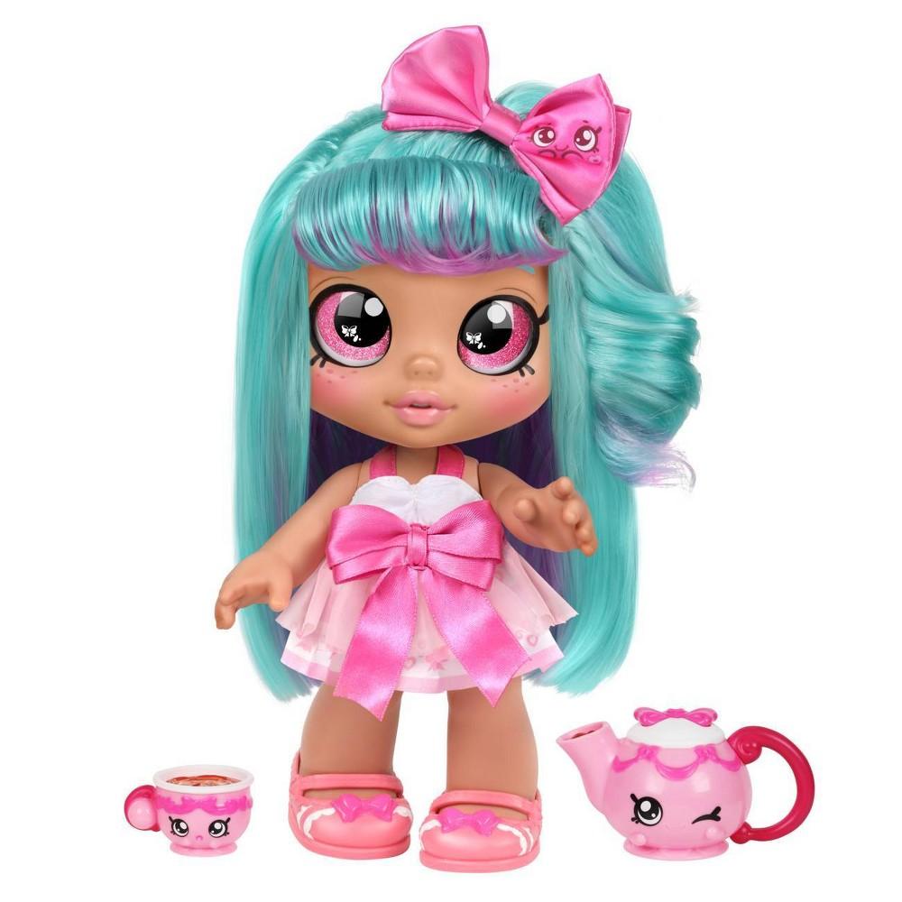 Kindi Kids Bella Bow Fun Time Doll