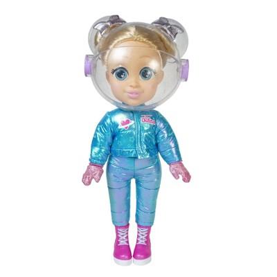 Love, Diana 13'' Astronaut & Hairdresser Mashup Doll