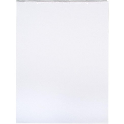 School Smart Chart Paper Pad, 24 x 32 Inches, Unruled, 25 Sheets - image 1 of 1