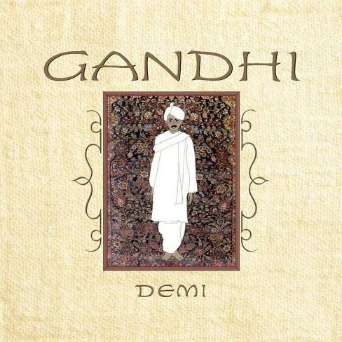 Gandhi - (Hardcover) - image 1 of 1