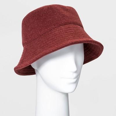 Women's Felt Bucket Hat - Universal Thread™