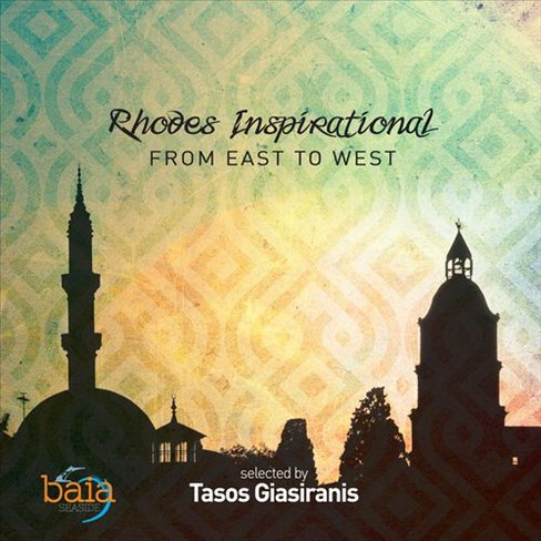Tasos giasiranis - Rhodes inspirational:From east to wes (CD) - image 1 of 1