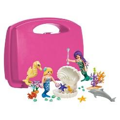 Playmobil Magical Mermaids Carry Case