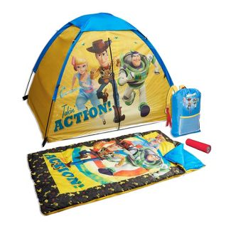 Disney Toy Story 4 Woody 4pc Camp Kit