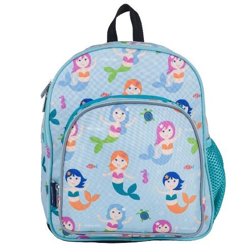Wildkin Mermaids 12 Inch Backpack - image 1 of 2