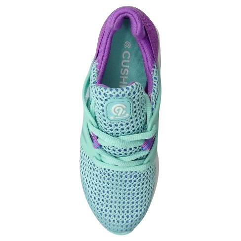 91721aa80ff8 Girls  C9 Champion® Flare Performance Athletic Shoes - Turquoise 3   Target
