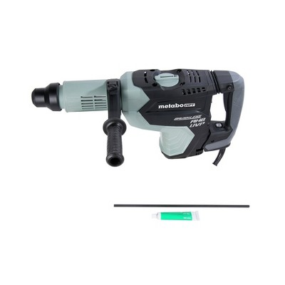 Metabo HPT DH52MEYM 12.5 Amp Brushless 2-1/16 in. Corded SDS Max Rotary Hammer with Vibration Protection