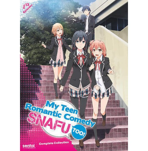 Snafu Too:Complete Collection (DVD) - image 1 of 1